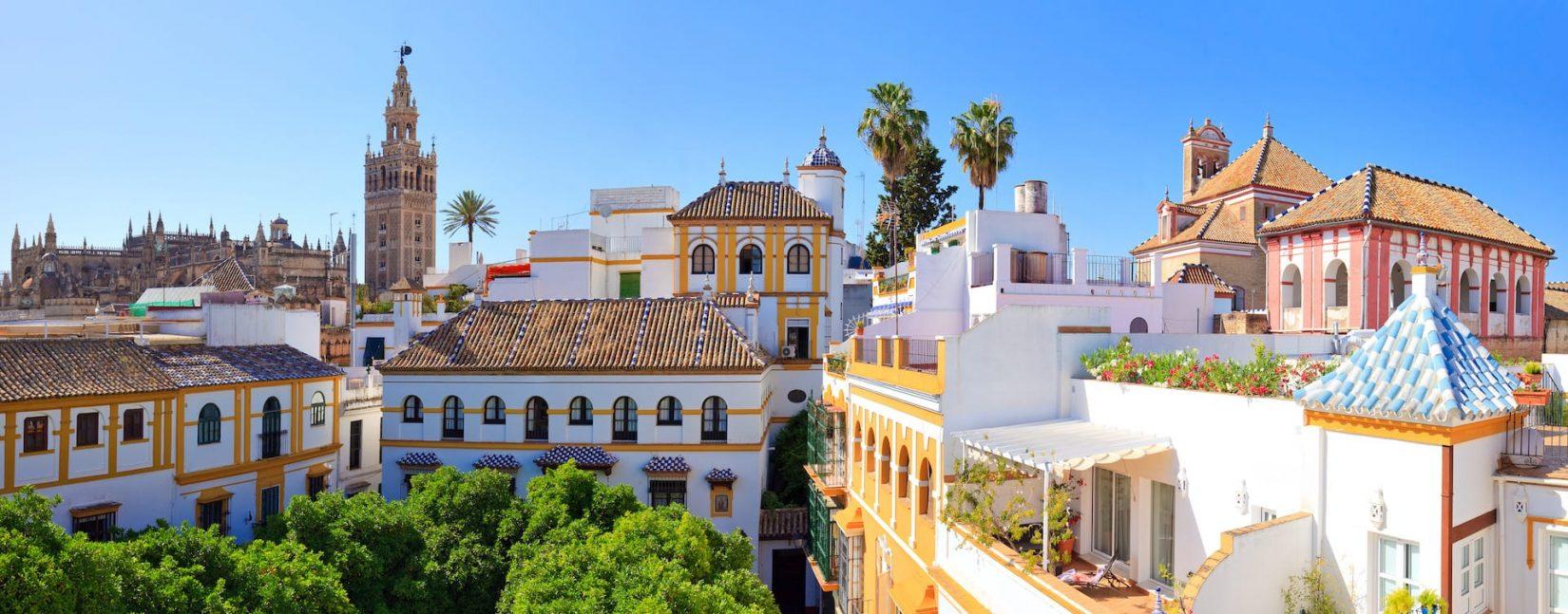 Vivir en el Centro de Sevilla: Santa Cruz