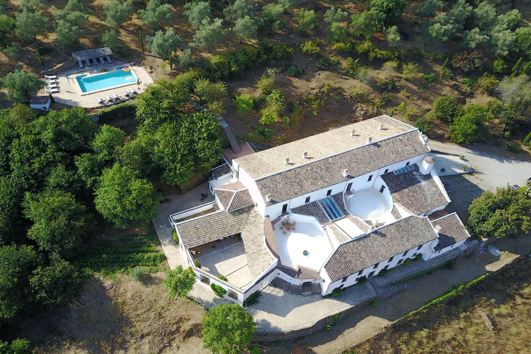 Unique buildings for sale in Andalusia